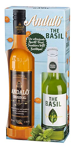 Andalö 0,7l + SODA LIBRE The Basil 0,33l Aktionspackung