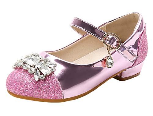 YOGLY - Schuhe für Kinder in Pink, Größe 32 EU