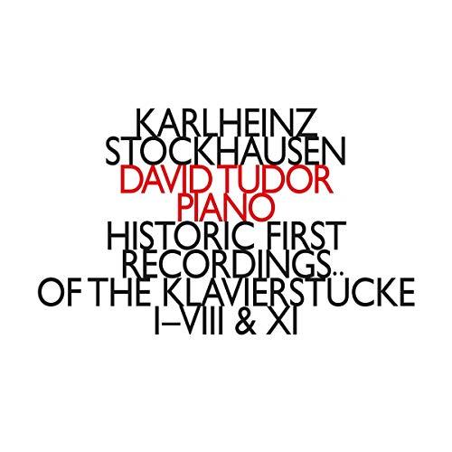 Karlheinz Stockhausen - Klavierstücke I-VIII & XI (Ersteinspielung)