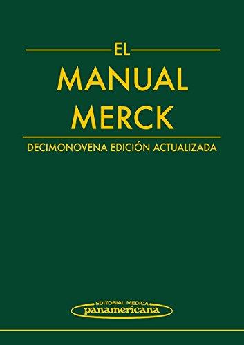 MERCK: El Manual Merck 19Ed