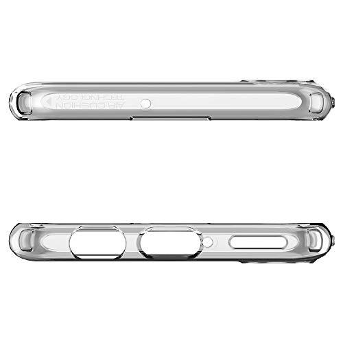 Spigen L39CS25740 Liquid Crystal Kompatibel mit Huawei P30 Lite Hülle Transparent TPU Silikon Handyhülle Durchsichtige Schutzhülle Case - Crystal Clear - 8