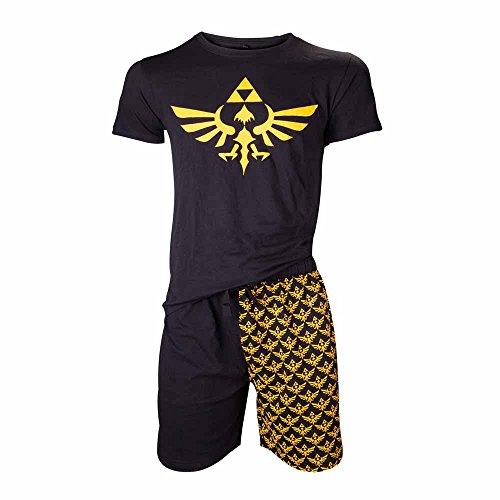 Shortama 'The Legend of Zelda' - noir - Taille S