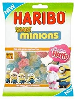 Original Minons Gummy Candy Pack Imported From The UK England The Very Best Of Minions Pack
