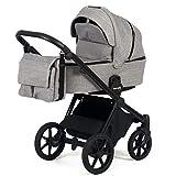 Knorr-Baby Kombi-Kinderwagen LIFE+ 2.0 Graphit