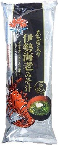 磯笛 伊勢海老みそ汁 19.5g×5P