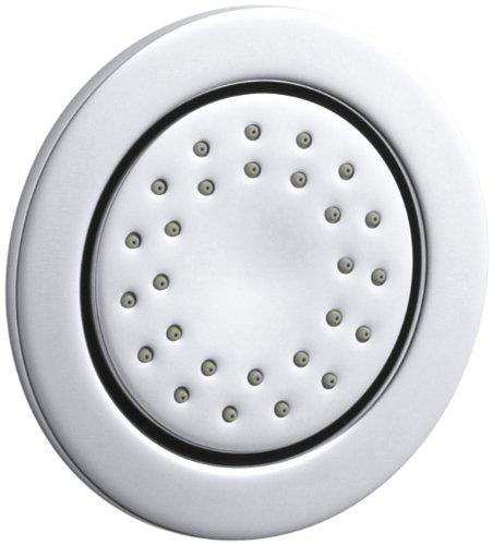 KOHLER K-8013-CP WaterTile Round 27-Nozzle Body Spray, Polished Chrome