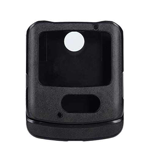 Hülle® Kunstleder Handyhülle Kompatibel für Motorola Razr 5G (1)