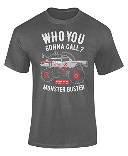 Monster Buster Who You Gonnna Call?...