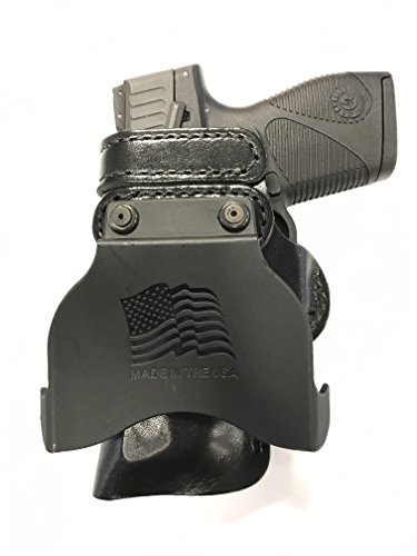 Paddle Holster for CZ 97B RH Right Hand Black Concealed...