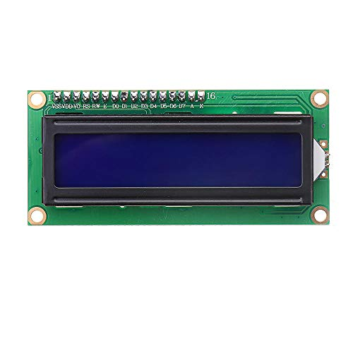TXOZ-Q 3Pcs IIC / I2C 1602 Blue Backlight LCD Display Screen Module for Arduino