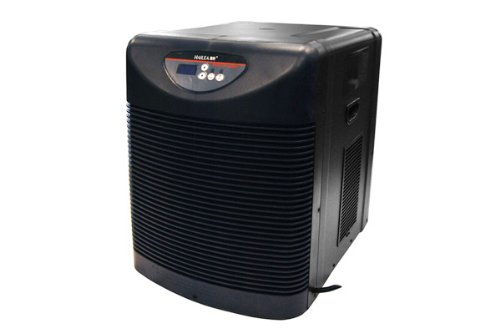 Durchlaufkühler HC-2200A Hailea Ultra Titan 4000 (HC2000=3300Watt Kälteleistung) Wasserkühlung Radiatoren