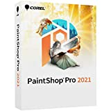 Corel PaintShop Pro 2021 | Photo Editing & Graphic Design Software | AI Powered Features [PC Disc]