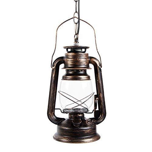 Laternenlicht, 220V Outdoor Vintage Laterne Licht LED Griff Lampe für Home Theme Party Dekoration E27 Schraube