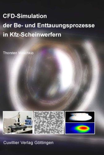 CFD-Simulation der Be- und Enttauungsprozesse in Kfz-Scheinwerfern