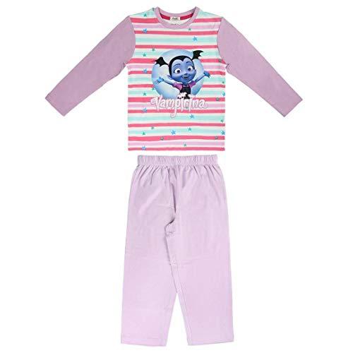 Pijama Largo de algodón de Vampirina Talla 5