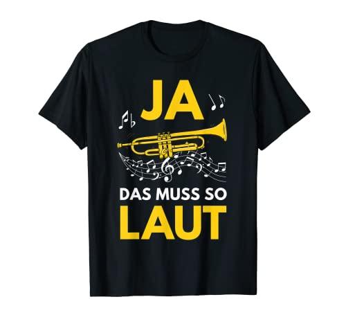 Musik Blasmusik Instrument Band Chor Geschenkidee -  Trompete Orchester