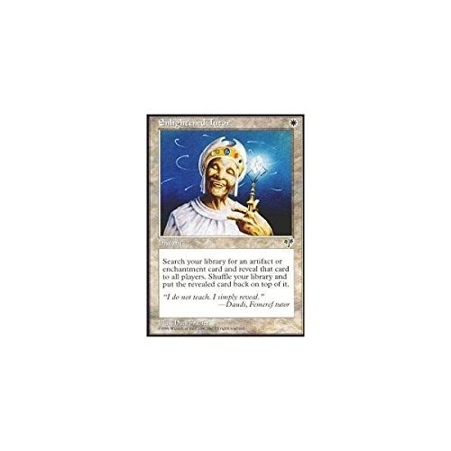 Magic The Gathering - Enlightened Tutor - Mirage