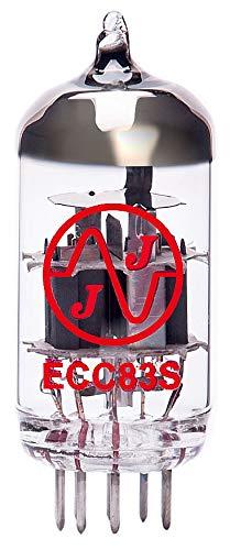 JJ ECC83S / 12AX7 - Tubo de preamplificador