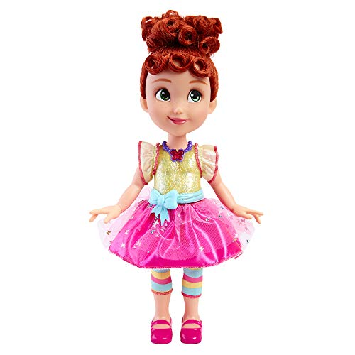 """Fancy Nancy Shall We Be Fancy, 15"""" Talking Doll, 35+ Phrases, Colorful Lights & Music"""