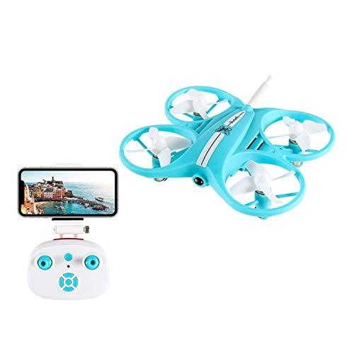 XIAOKEKE Mini Drohne, RC Drone, Mini Helikopter Mit Kopfloser Modus, Geschwindigkeitsmodi, Spielzeug Drohne Für Anfänger Und Kinder,Blau