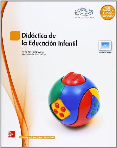 DIDACTICA DE LA EDUCACION INFANTIL GS - 9788448184353