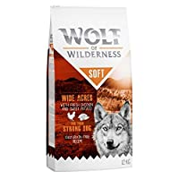 100% grain-free, with wholesome sweet potato Suitable for dogs with grain allergies With fresh chicken meat - tasty and well accepted Enriched with forest berries, roots and wild herbs Made with lots of fresh meat (41%) and is well accepted
