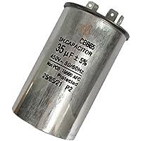 F Fityle Condensador de Accionamiento de Aire Acondicionado Aplicación: Accionamiento de Motor Unidad de Aire Acondicionado 450 V 35UF