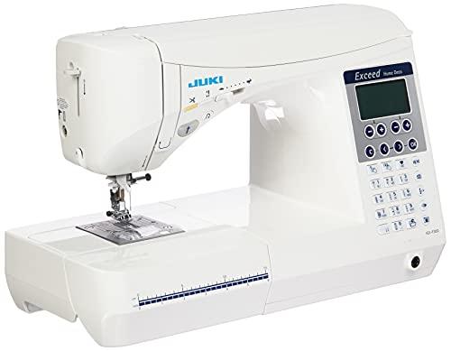 JUKI HZL-F300 Sewing and Quilting Machine , White