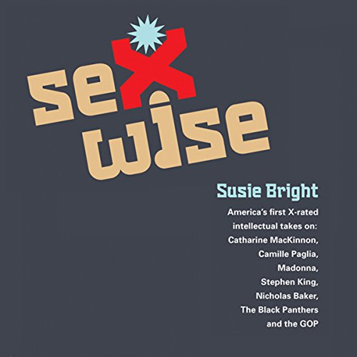 Sexwise audiobook cover art
