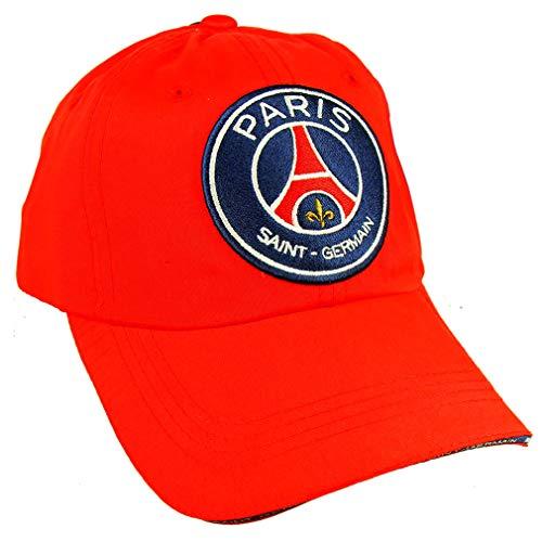 PSG - Casquette Paris Saint-Germain Officielle - Rouge