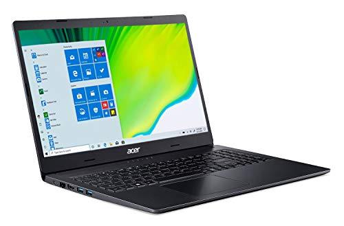 Acer Aspire 3 A315-55G-760F Notebook con Intel Core i7-10510U,RAM 16 GB DDR4, 512 GB PCIe NVMe SSD, Display 15.6