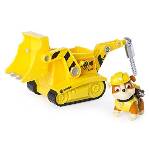 Excavadora Patrulla Canina Rubble