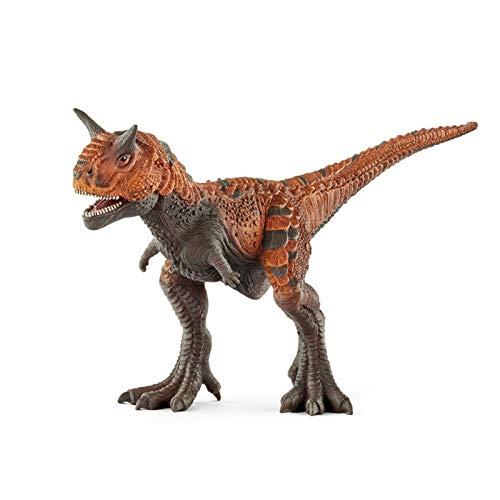 Yuxinkang Juguete De Dinosaurio De 9 Pulgadas, Juguete De Figura De Dinosaurio Carnotaurus De América del Norte, Figuras De PVC para Coleccionista, Decoración, Recuerdo De Fiesta, 14586 Nuevo