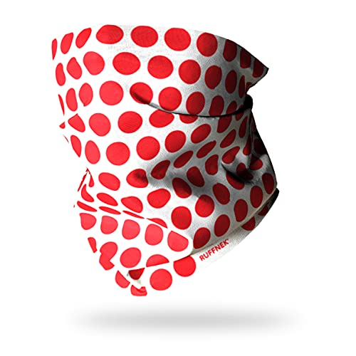 Tour de France - Gepunktetes trikot - King/Queen of Mountains Polka Punkte RUFFNEK Multifunktionaler Schal Kopfbekleidung Halswärmer