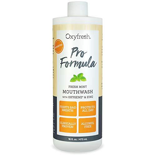 Oxyfresh Mundspülung Zinc 473 ml