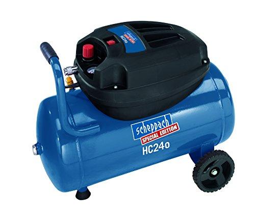 Scheppach 3906106915 Kompressor HC24o-scheppach Edition 1.5 HP 230V 50Hz