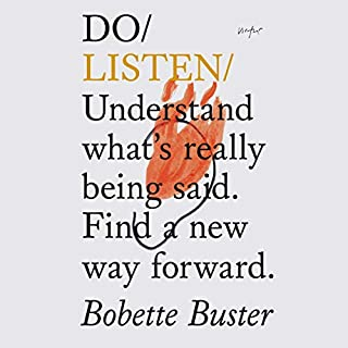 Do Listen                   By:                                                                                                                                 Bobette Buster                               Narrated by:                                                                                                                                 Bobette Buster                      Length: 2 hrs and 29 mins     4 ratings     Overall 4.5