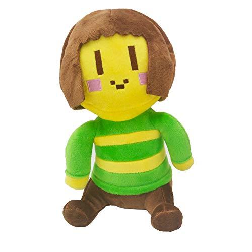 QAHEART 25-37cm 1pcs Undertale Plush Toy Undertale Sans Papyrus Frisk Chara Temmie Undyne Plush Stuffed Toys Doll Gift for Children Kids