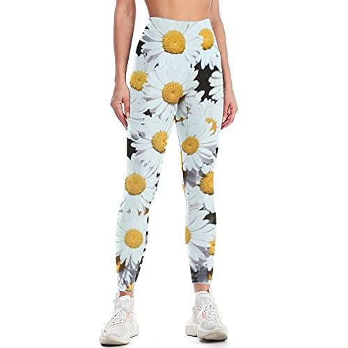 QTJY Pantalones de Yoga con Levantamiento de Cadera de Cintura Alta para Mujer, Pantalones de Ejercicio Push-up para Gimnasio, Mallas elásticas para Celulitis, Pantalones para Correr M L