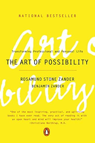 The Art of Possibility Transforming Professional and Personal Life product image