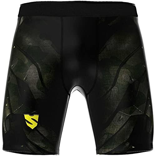 SMMASH Armour-X Pro Shorts Vale Tudo...