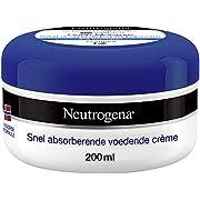 Neutrogena Norwegische Formel Sofort Einziehende Feuchtigkeitscreme, 200 ml