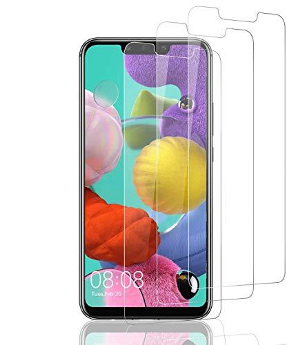 Aspiree 3 Stück Schutzfolie kompatibel für Huawei Mate 20 Lite, HD Displayschutzfolie/Panzerfolie, Tempered Glas Schutzglas, Anti-Kratzer/Bläschen/Fingerabdruck/Staub Panzerglasfolie für Mate 20 Lite