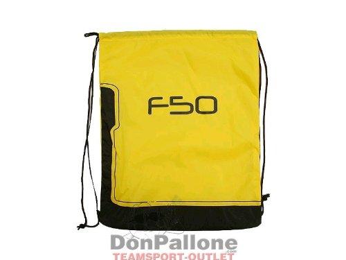ADIDAS F50 Gymbag TD V00583 sporttas/gymtas, sun/zwart, NS