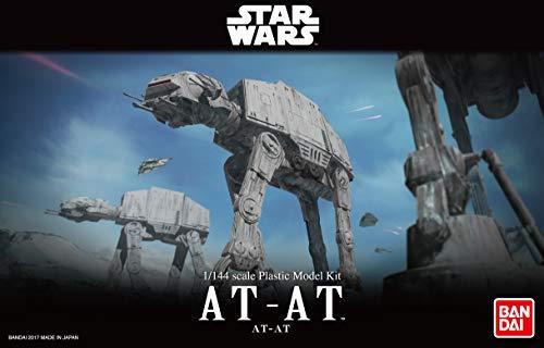 Revell AT, Escala 1:144 Star Wars Stormtrooper Kit de Modelos de plástico, Multicolor, 1/144 01205/1205