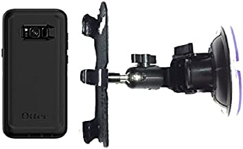 SlipGrip Car DT Holder for Samsung Galaxy S8 Plus Using Otterbox Defender Case