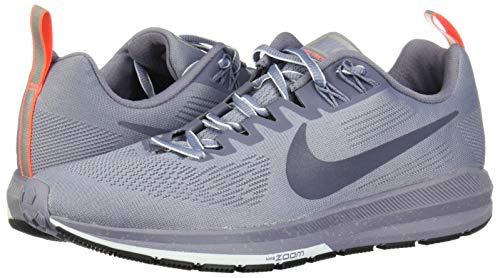 Nike Damen Air Zoom Structure 21 Shield, Chaussures de Running Femme, Multicolore (Dark Sky...