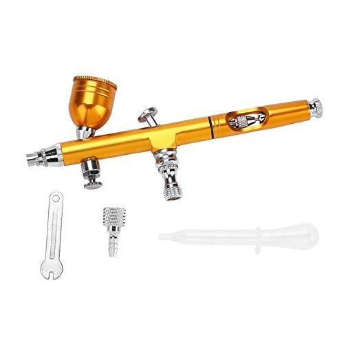 Portable Airbrush Spray Gun Kit, Pen Air...