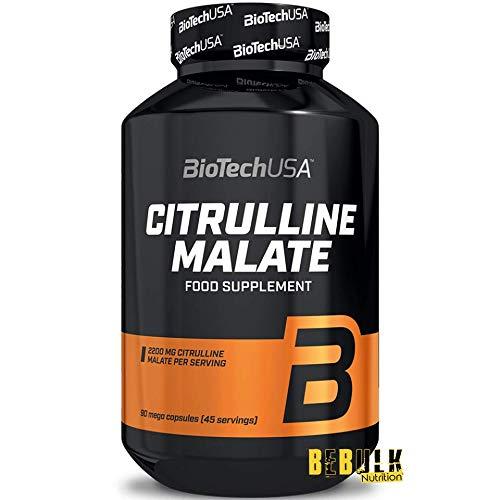 Biotech USA - Citrulina Malato - 90 cápsulas