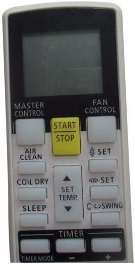 Davitu Remote 2021 new Controls Max 45% OFF - Control AGTV09LAC Fujitsu For AG